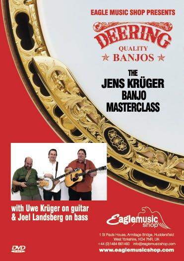 The Jens Kruger Banjo Masterclass