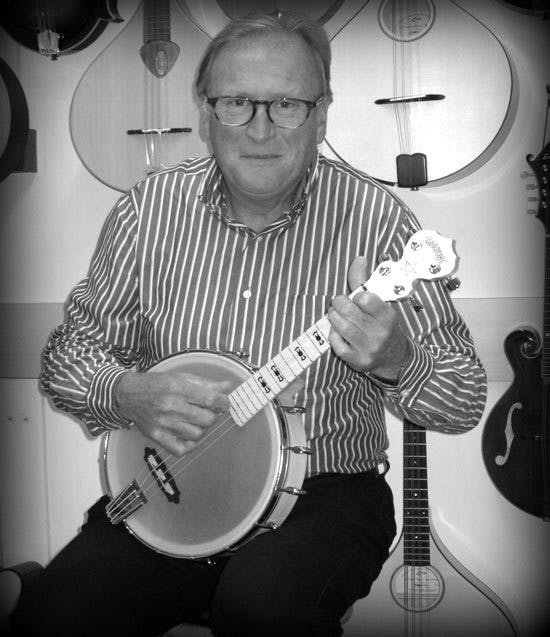 Nick mann will be at the Eagle Music Deering Banjos 40th celebration