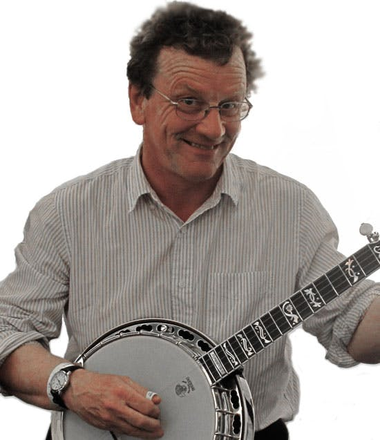 Bill Forster will be at the Eagle Music Deering Banjos 40th celebration