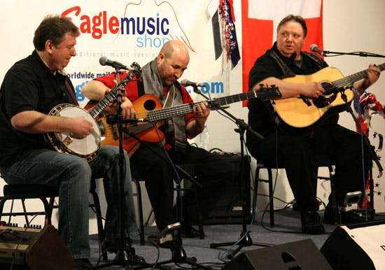 The Kruger brothers will be at Eagle Music Banjo 10