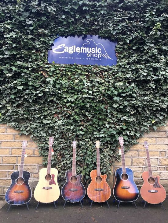 Tanglewood Sundance Performance Pro guitars in stock at eagle Music