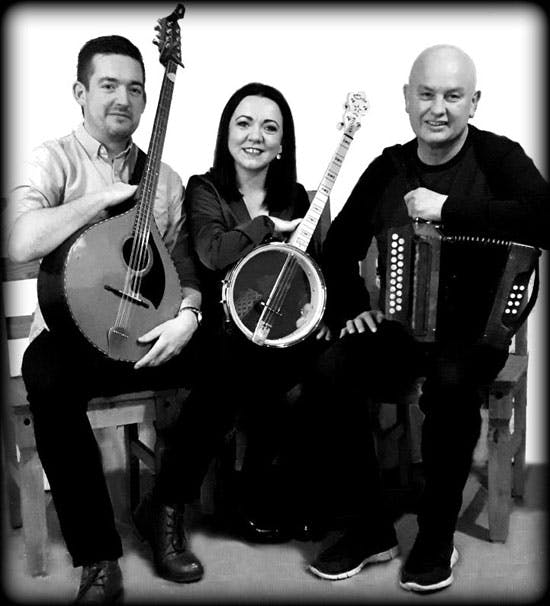 Angelina Carberry & Dan Brouder accompanied by Brian Mooney