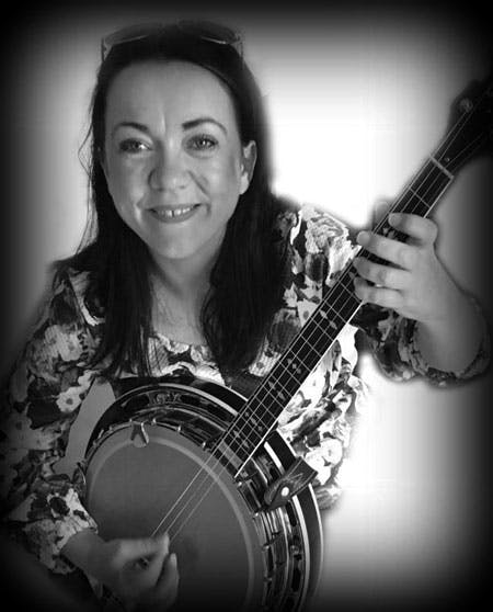 Angleina Carberry banjo workshop
