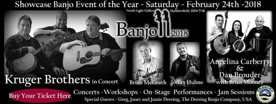 Banjo 11 artists Poster