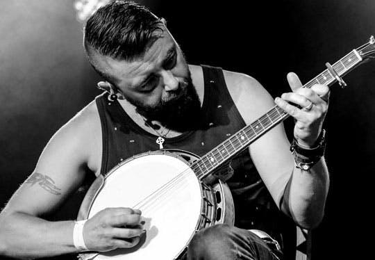 Damien O'Kane at Banjo 12 2019 Irish Tenor Banjo Workshop