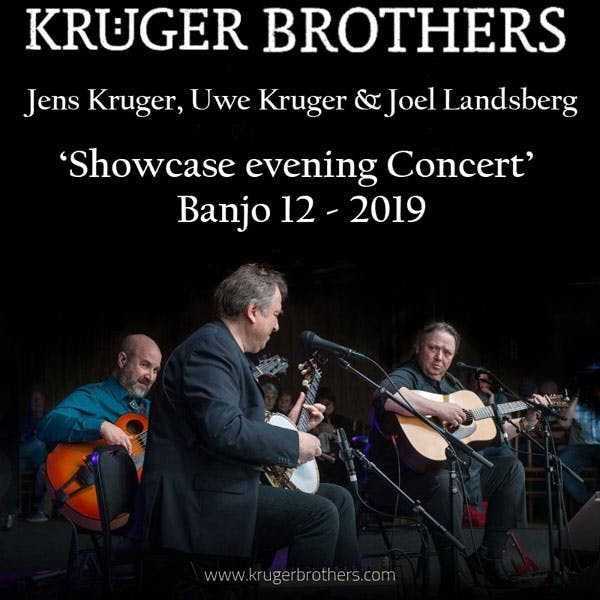 Kruger Brothers at Banjo 12