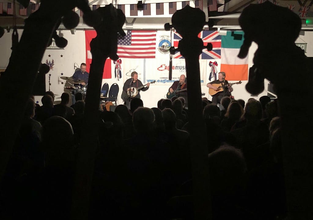 Kruger Brothers at Eagle Music Banjo 2020